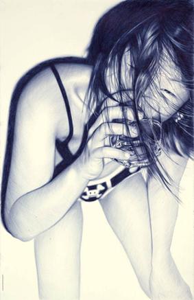 Dibujo © Juan Francisco Casas.