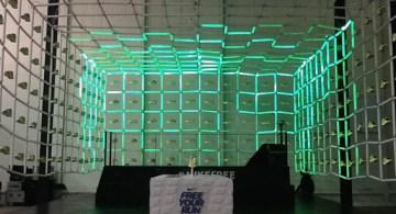 Espacio de Nike en Zona MACO.