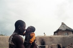 Starved For Attention © Jessica Dimmock/VII Network, Burkina Faso.