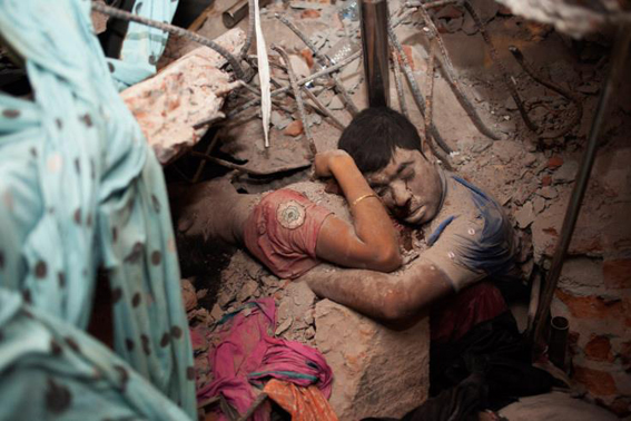 Bangladesh, 2013 © Talisma Akhter.