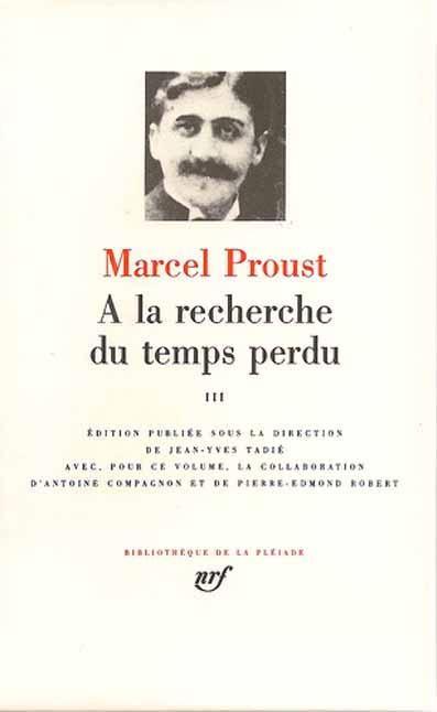 Proust y su obra.