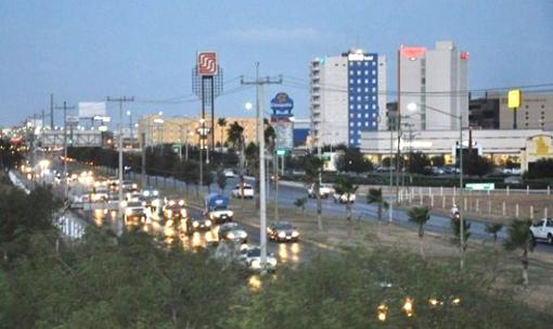 Las calles de Reynosa