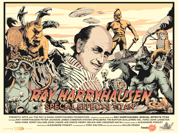 Harryhausen y sus maravillas.