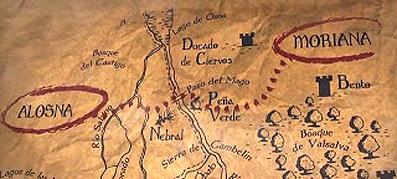 La región de la Loba.