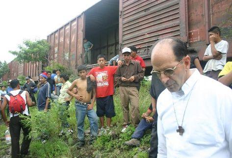 El padre Alejandro Solalinde. Foto © linderonorte.wordpress.com