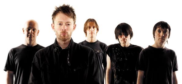 Radiohead, yo te saludo...