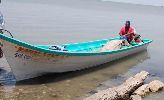 Pescador de Tampico.