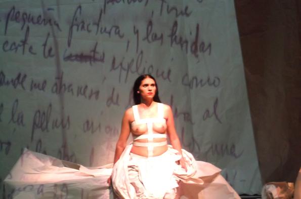Escena de Las cartas de Frida. Foto © 432magazine.blogspot.mx