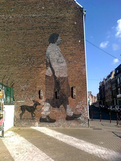 Obra de otro artista de Lille.