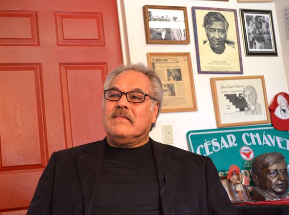 Luis Valdez. Foto © Itziar Castelló.
