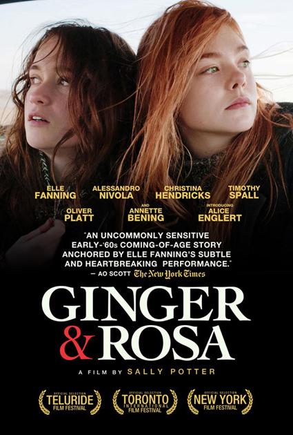 Ginger y Rosa.