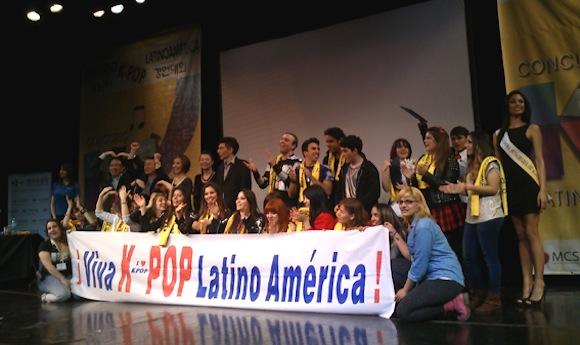 ¡Viva el K-POP LA!, en el final del concurso organizado por el CCC en Buenos Aires