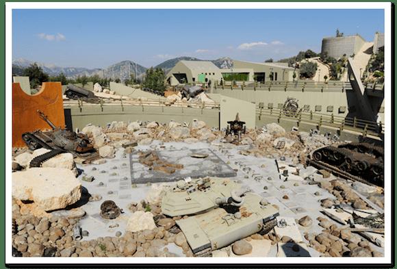 El parque temático de Hezbollah.