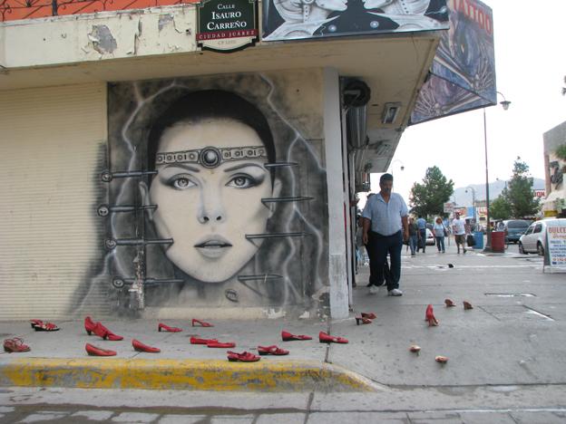 Ciudad Juárez, 2009.
