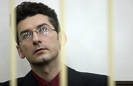 Bala, el asesino, en la corte. Foto © Witzak / East News / SIPA.