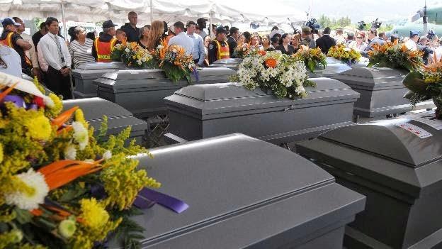 Unas 300 personas fueron asesinadas por los Zetas en Allende, Coahuila, en marzo de 2011.