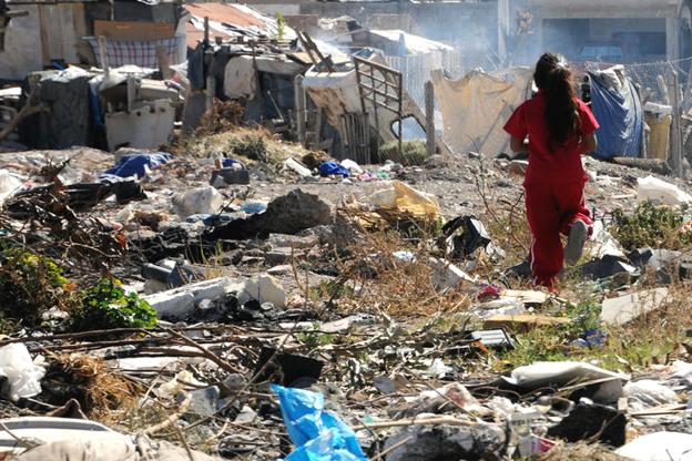 Pobreza extrema en México. Foto © El Siglo de Torreón.