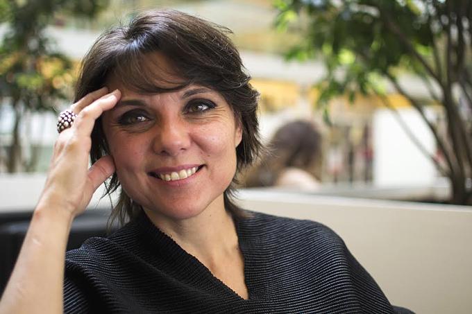 La doctora Johanna Lozoya.