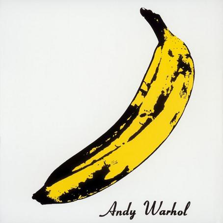 De Warhol para Velvet Underground.