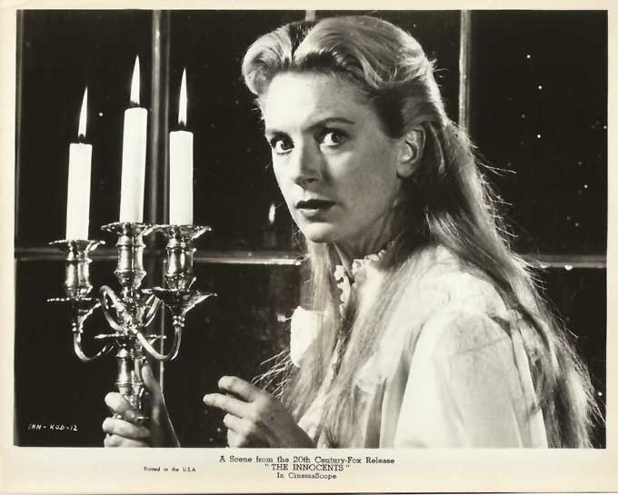 Deborah Kerr en The Innocents.