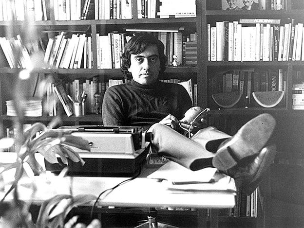 Gustavo Sainz, Ciudad de México, 13 de julio de 1940 – Bloomington, 26 de junio de 2015.