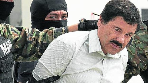 El Estado y el narcotraficante. Foto © Excelsior.