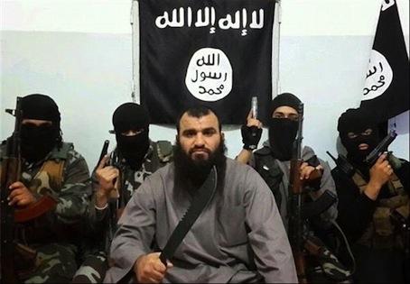 Yihadistas del Estado Islámico.
