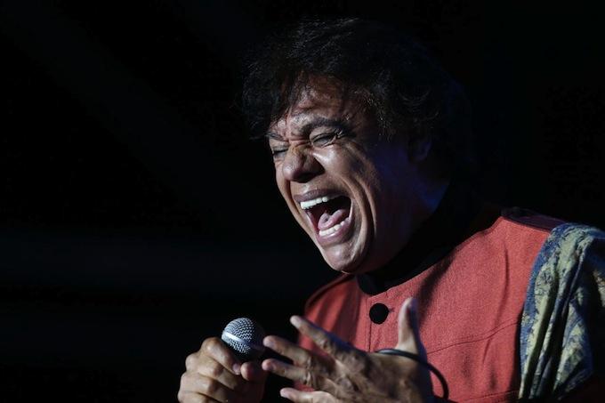 Juan Gabriel. Foto © Yahoo News.