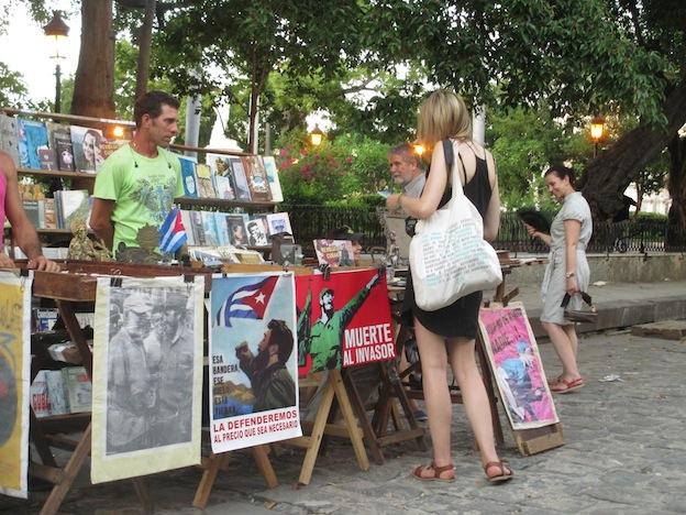 Bazar revolucionario. Foto © Wichy García Fuentes.