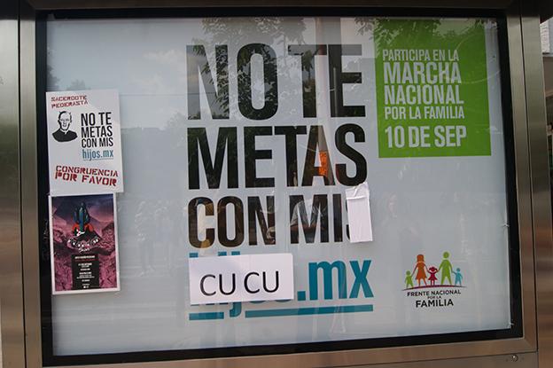 No te metas con mi cucu. Foto © Juan Carlos Núñez.