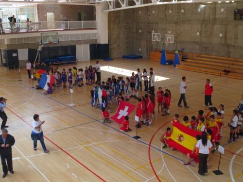 CCEE Reyes Católicos. Día de Europa en el Liceo Louis Pasteur de Bogotá