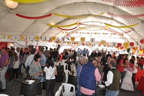 La Fundación Laetitia organizó una espléndida Feria de Abril (Fotografía Juan Francisco Zuleta Orjuela)