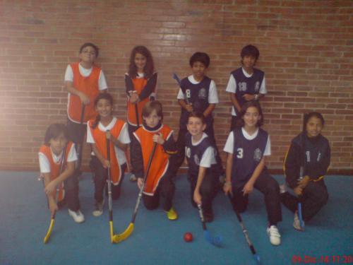 Equipo de Hockey