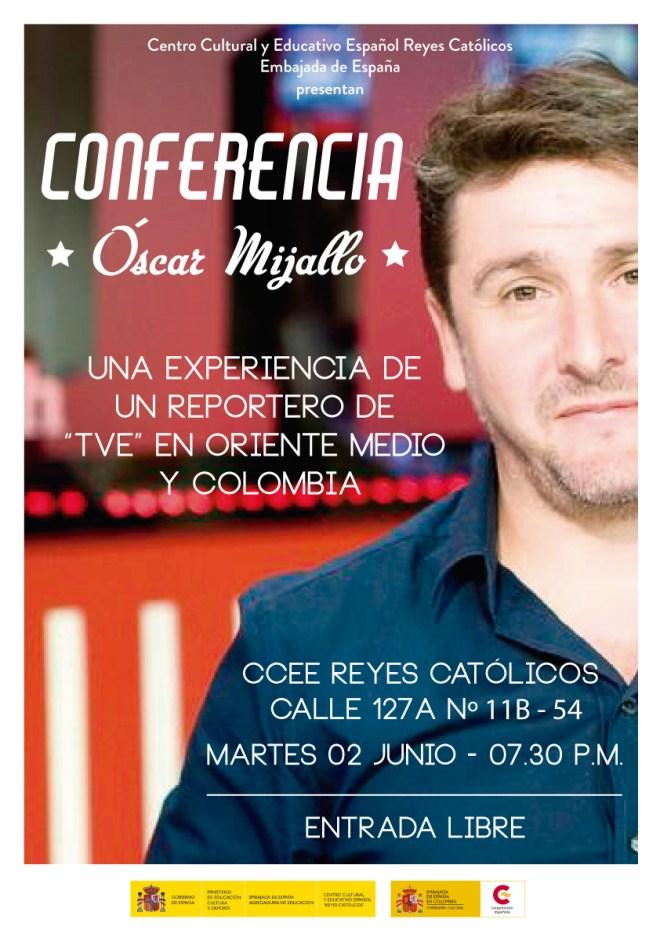 CCEE Reyes Catolicos. Oscar Mijallo. TVE