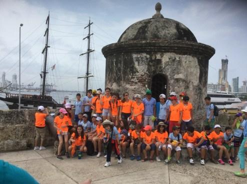 Centro Histórico de Cartagena.