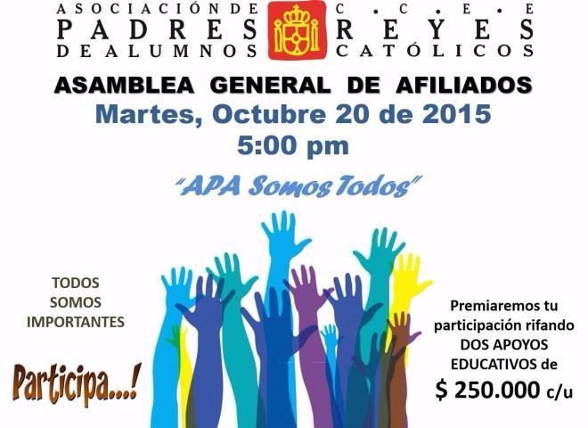 CCEE Reyes Catolicos. APA