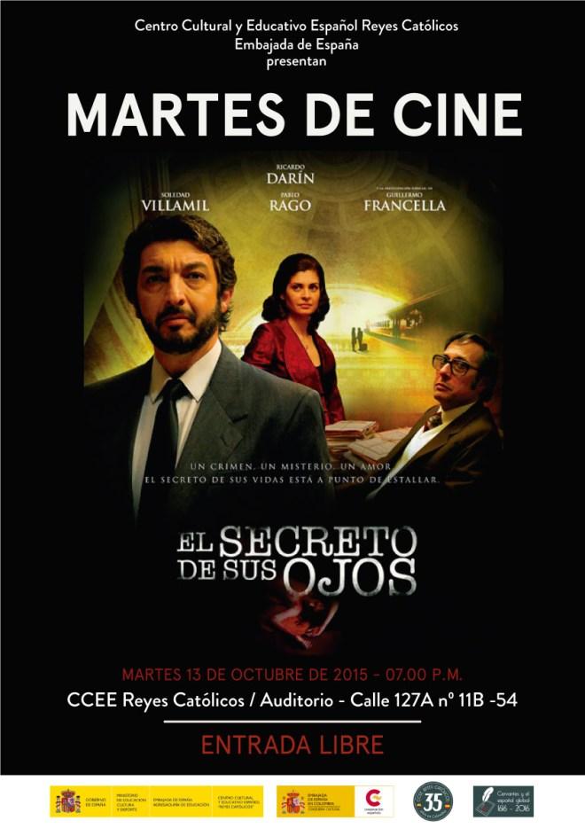 CCEE Reyes Catolicos. Cine español