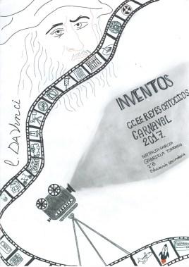Cartel realizado por Natalia García Barbosa - Gabriella Torrado Pascua de 2º B ESO