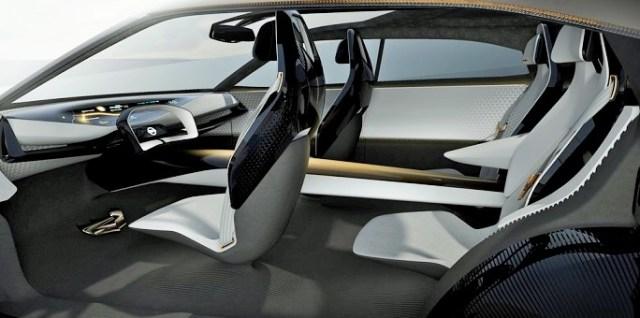 Nissan lanza el prototipo IMQ en el Salón del Automóvil de Gin