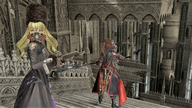 Code Vein_Cathedral