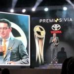 Toyota gana cuatro galardones en los Premios Vía