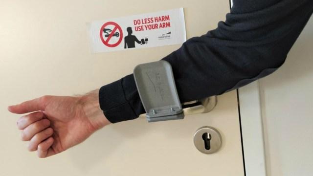 HP_Door handle
