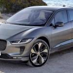Jaguar I-Pace, electrificante emoción