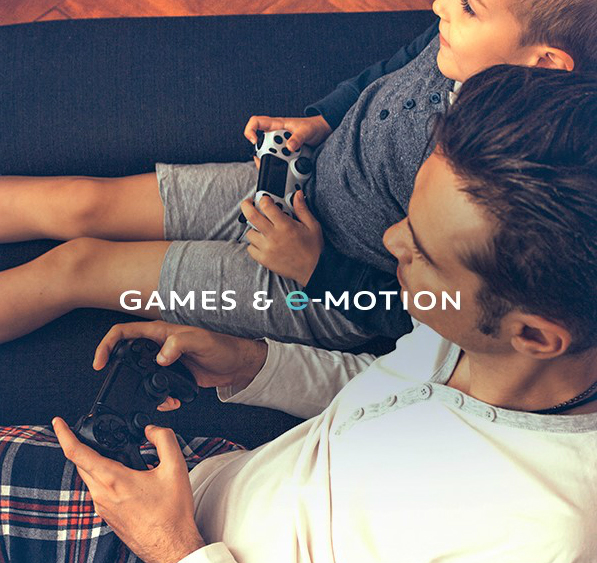 Peugeot_Games and e-motion