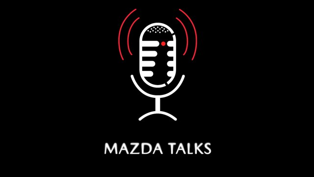LOGO MAZDA TALKS PODCAST