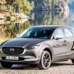 Mazda también toma la ruta eléctrica