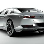 Primer EV de Lamborghini sería un cupé de cuatro puertas