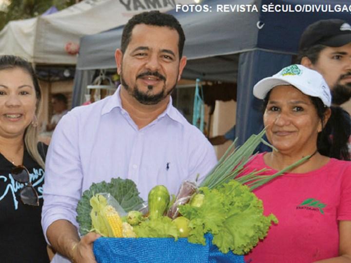 Novo incentivo à agricultura familiar de Porto Velho