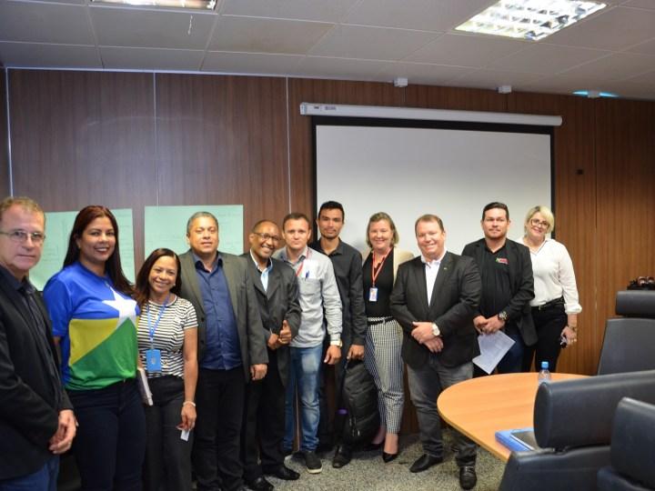 Implantação de clínica de hemodiálise em Guajará-Mirim é discutida por Dr. Neidson