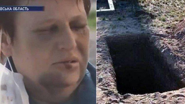 Mulher enterrada viva por vizinhos bêbados cava terra para se libertar